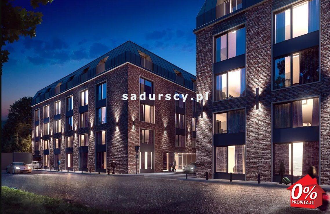 Mieszkanie dwupokojowe na sprzedaż Kraków, Stare Miasto, Stare Miasto, Wita Stwosza  32m2 Foto 6