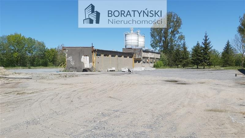 Działka przemysłowo-handlowa na sprzedaż Skibno, Skibno  37100m2 Foto 4