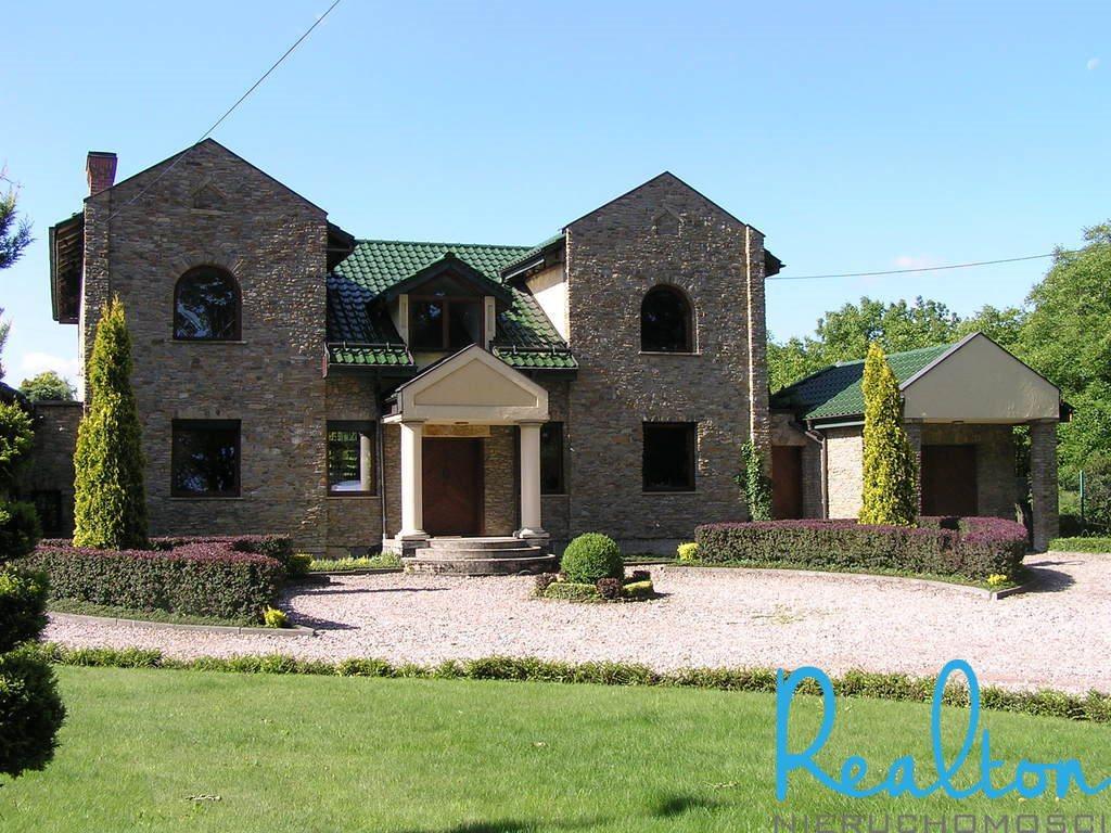 Dom na sprzedaż Kęty, al. Wojska Polskiego  380m2 Foto 1