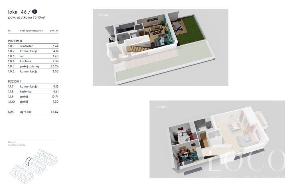 Dom na sprzedaż Wieliczka  75m2 Foto 6