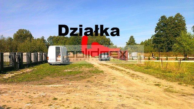 Działka budowlana na sprzedaż Budy-Grzybek, Heleny Modrzejewskiej  960m2 Foto 1