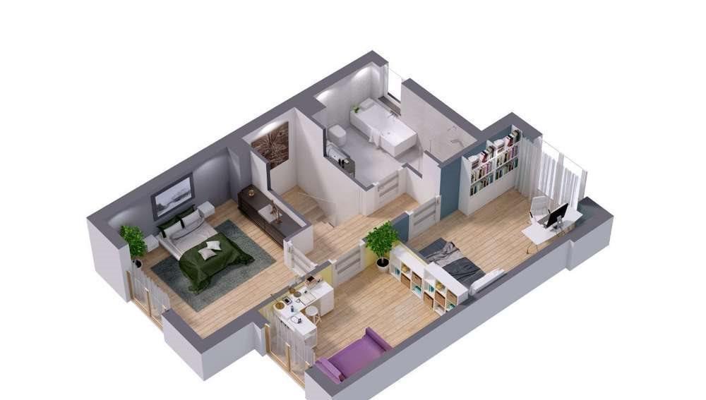Dom na sprzedaż Górsk  117m2 Foto 3