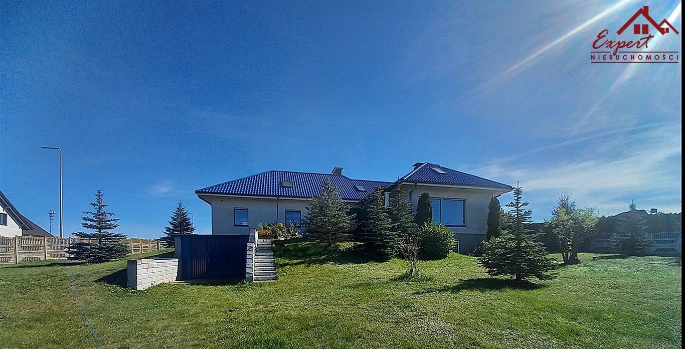 Dom na sprzedaż Wikielec  323m2 Foto 1