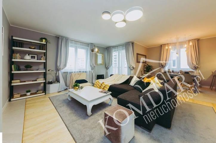 Mieszkanie czteropokojowe  na wynajem Warszawa, Ochota, Ochota, Al. Jerozolimske  117m2 Foto 7