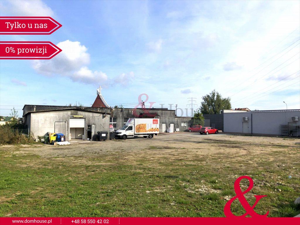 Działka przemysłowo-handlowa pod dzierżawę Gdańsk, Jasień, Orzechowa  1600m2 Foto 4