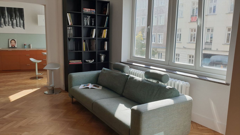 Mieszkanie trzypokojowe na sprzedaż Warszawa, Śródmieście, Wiejska  107m2 Foto 2