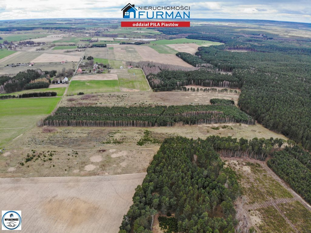 Działka rolna na sprzedaż Łomnica  35100m2 Foto 2