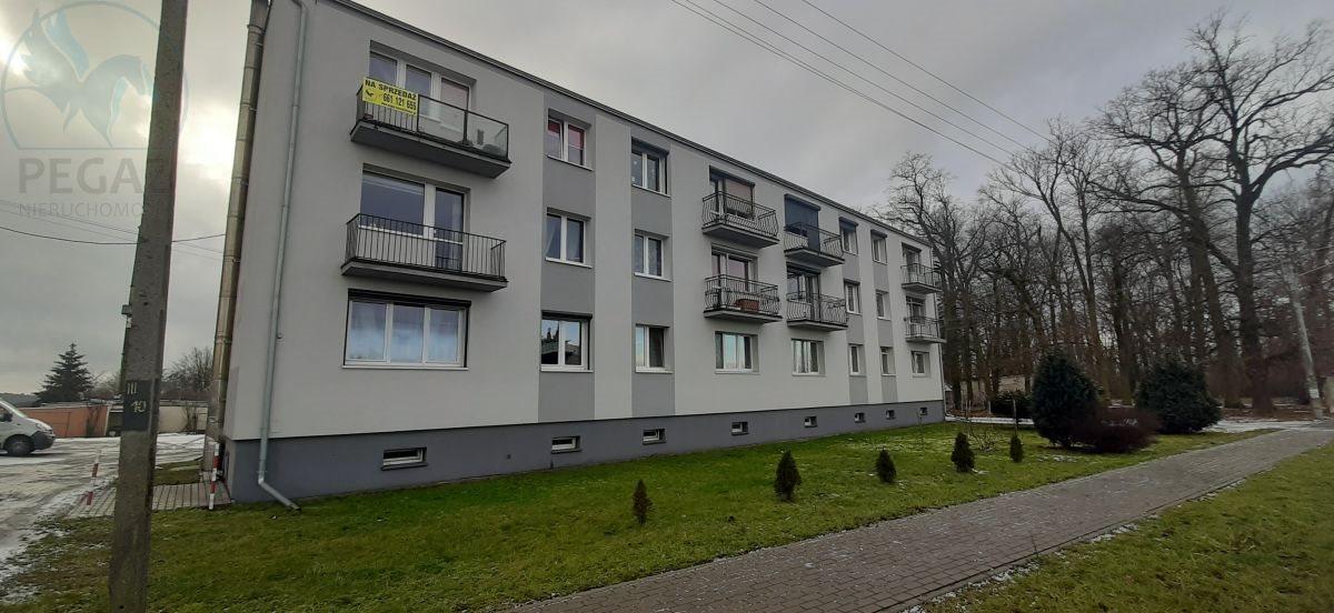 Mieszkanie dwupokojowe na sprzedaż Uchorowo  53m2 Foto 1