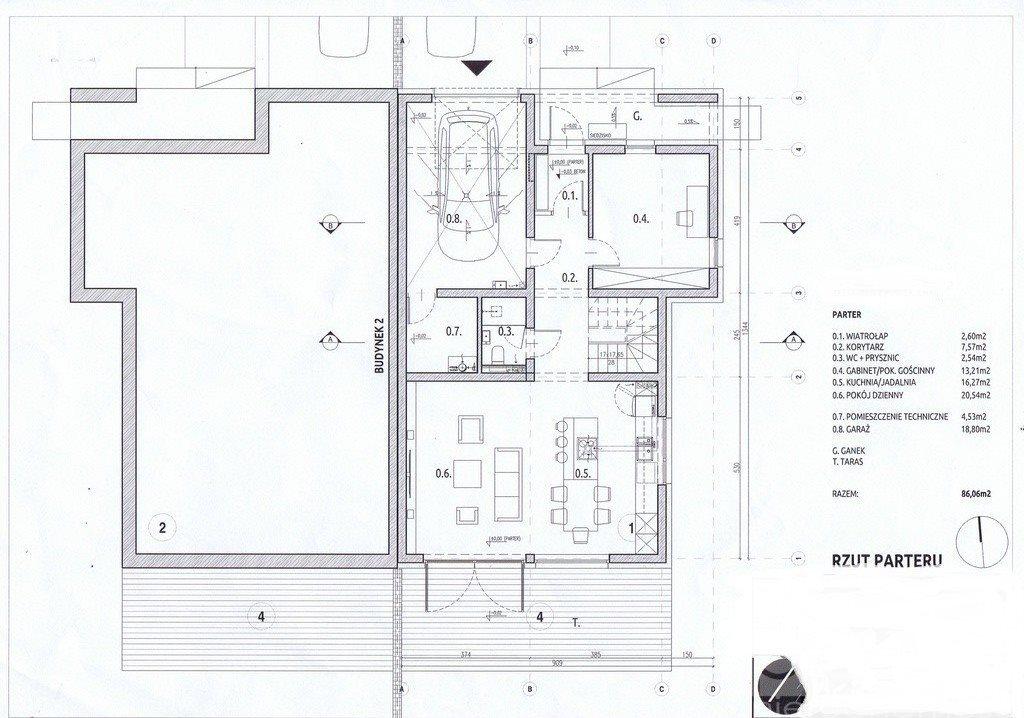 Dom na sprzedaż Kliniska Wielkie  161m2 Foto 3