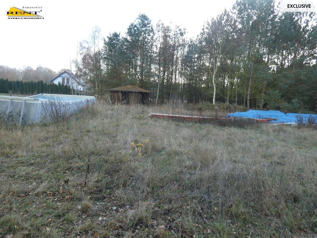 Działka budowlana na sprzedaż Tanowo  1097m2 Foto 3