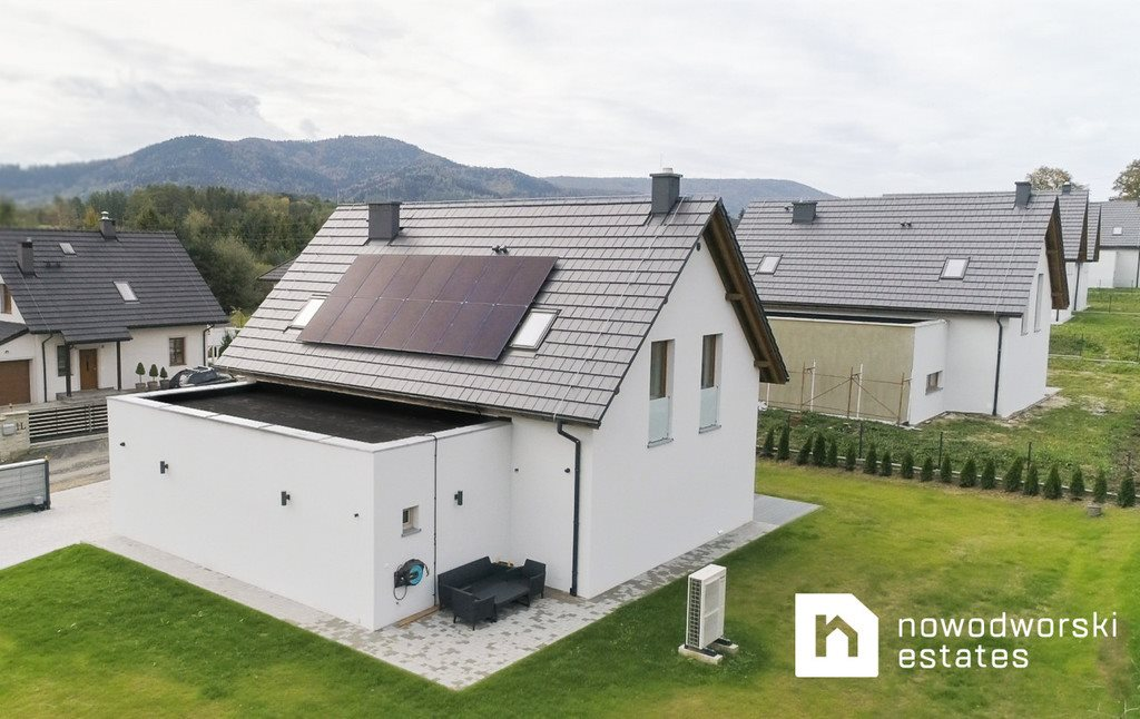 Dom na sprzedaż Andrychów, Żwirki i Wigury  164m2 Foto 5