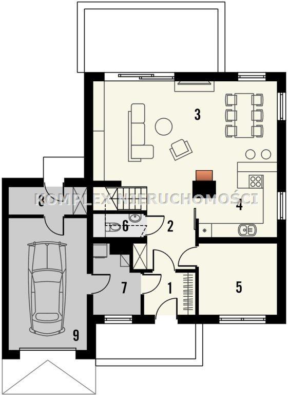 Dom na sprzedaż Rudziczka  150m2 Foto 5