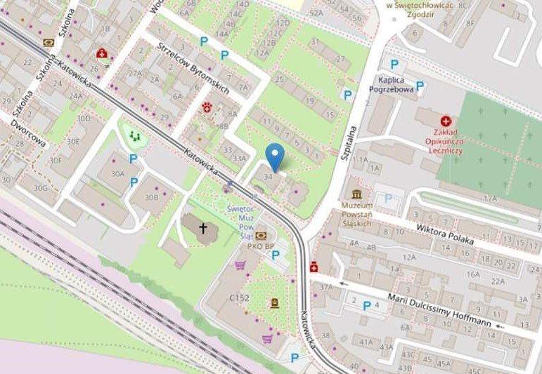Lokal użytkowy na sprzedaż Świętochłowice, Katowicka  284m2 Foto 2