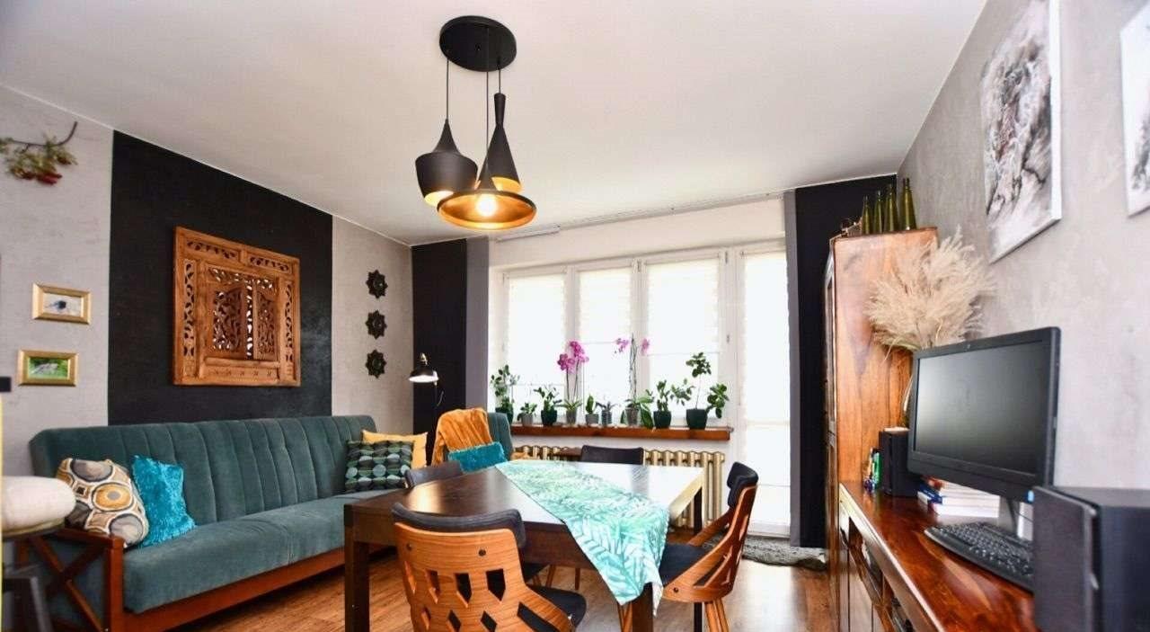 Mieszkanie trzypokojowe na sprzedaż Zabrze, Zaborze, ul. adama kawika  54m2 Foto 3