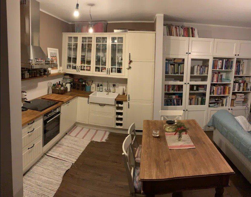 Mieszkanie dwupokojowe na sprzedaż Warszawa, Wilanów, Sarmacka  53m2 Foto 2