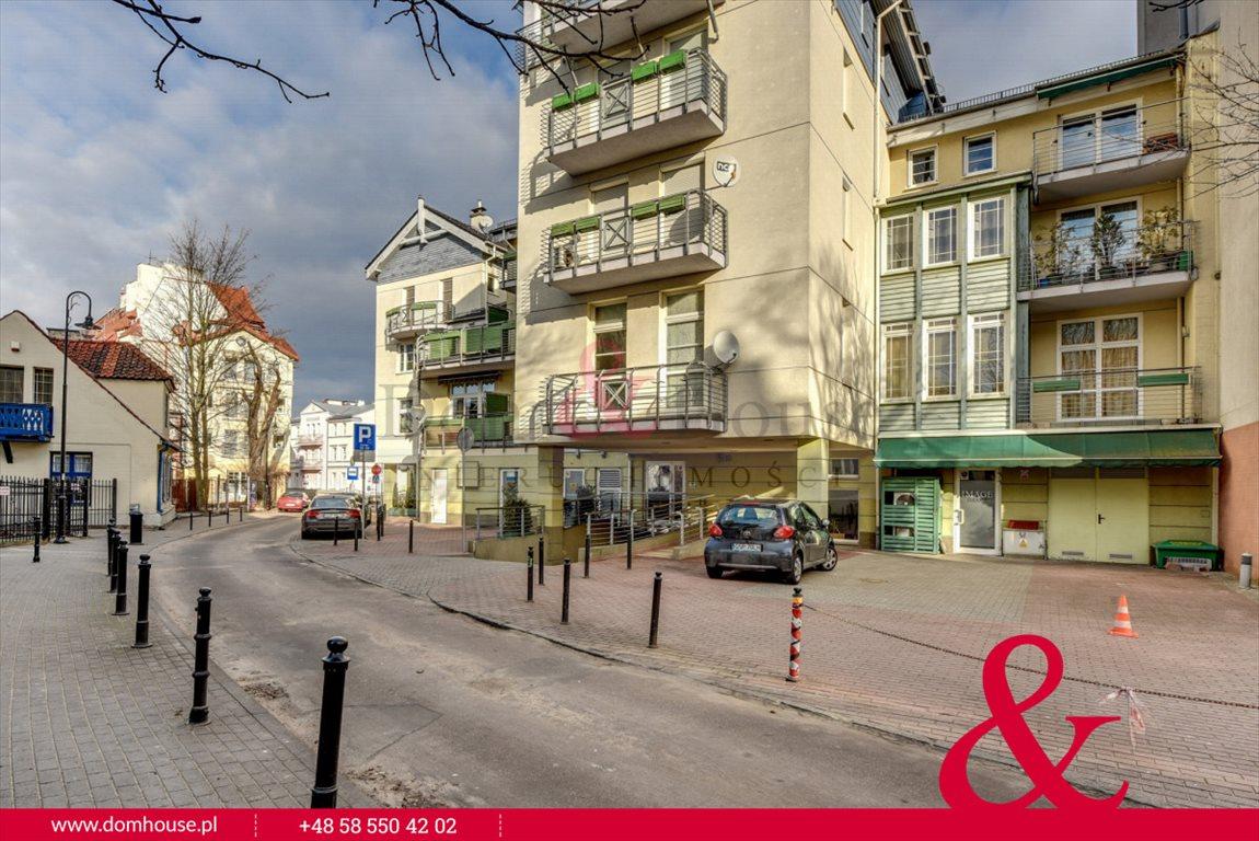 Lokal użytkowy na wynajem Sopot, Dolny, Grunwaldzka  164m2 Foto 6