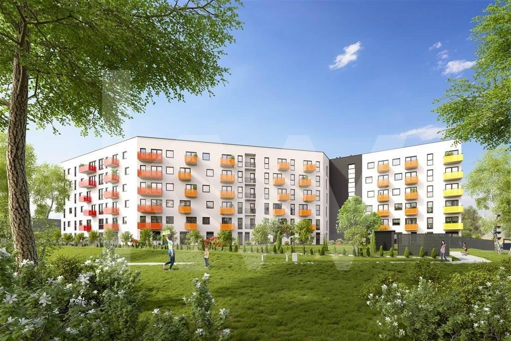 Mieszkanie dwupokojowe na sprzedaż Sosnowiec, Kielecka  49m2 Foto 1