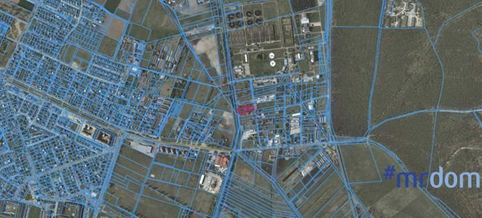 Działka inwestycyjna na sprzedaż Dębogórze, Długa  2413m2 Foto 3