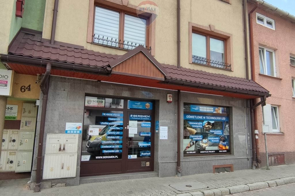 Lokal użytkowy na wynajem Nowy Targ  105m2 Foto 2
