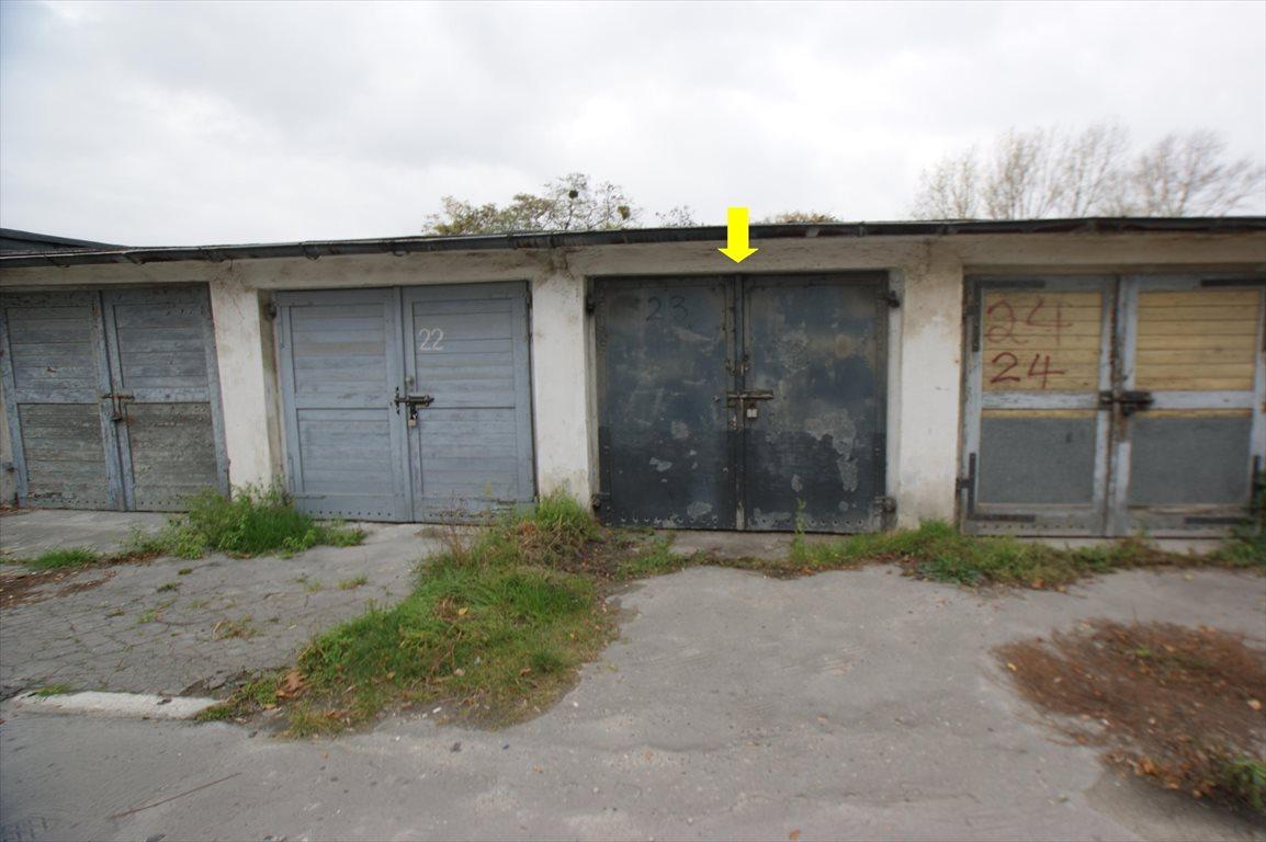 Garaż na sprzedaż Opole, Chabry, Luboszycka  18m2 Foto 1