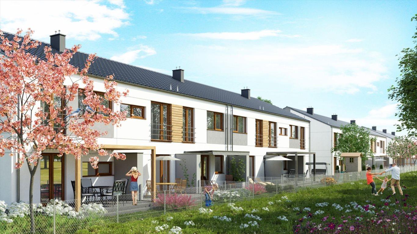 Mieszkanie dwupokojowe na sprzedaż Dachowa, Turkusowa  45m2 Foto 3