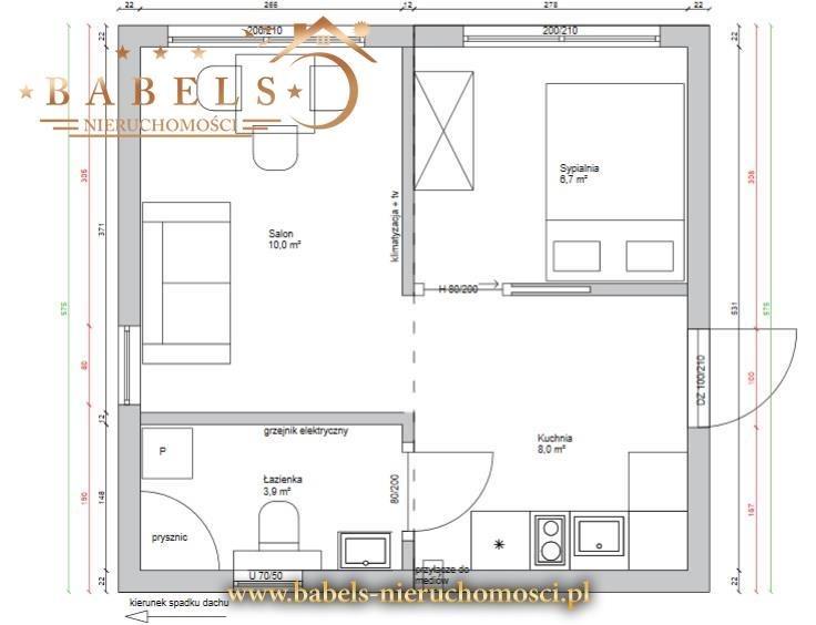 Dom na sprzedaż Koszalin, Koszalin, Koszalin, Koszalin  35m2 Foto 4