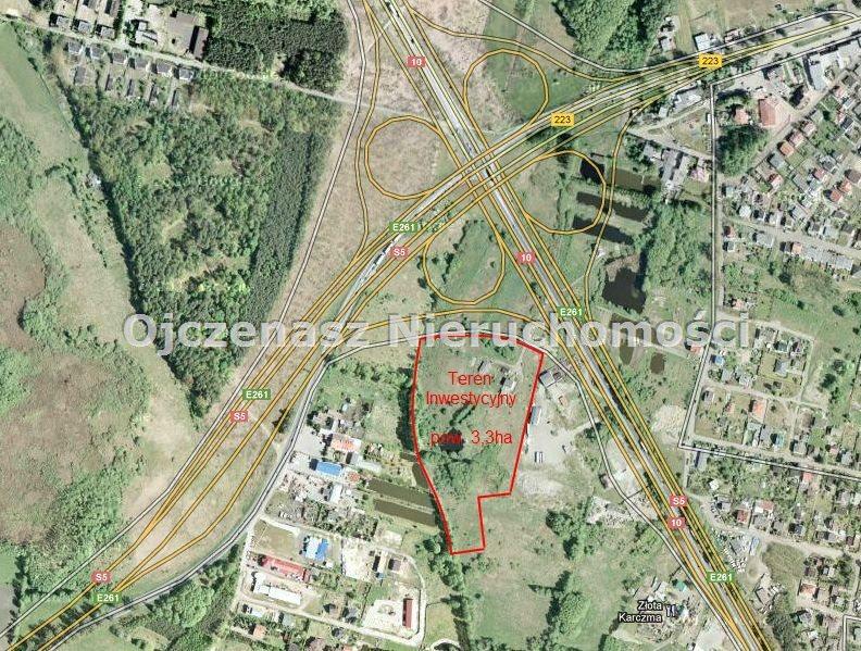 Działka inwestycyjna na sprzedaż Bydgoszcz  33420m2 Foto 5