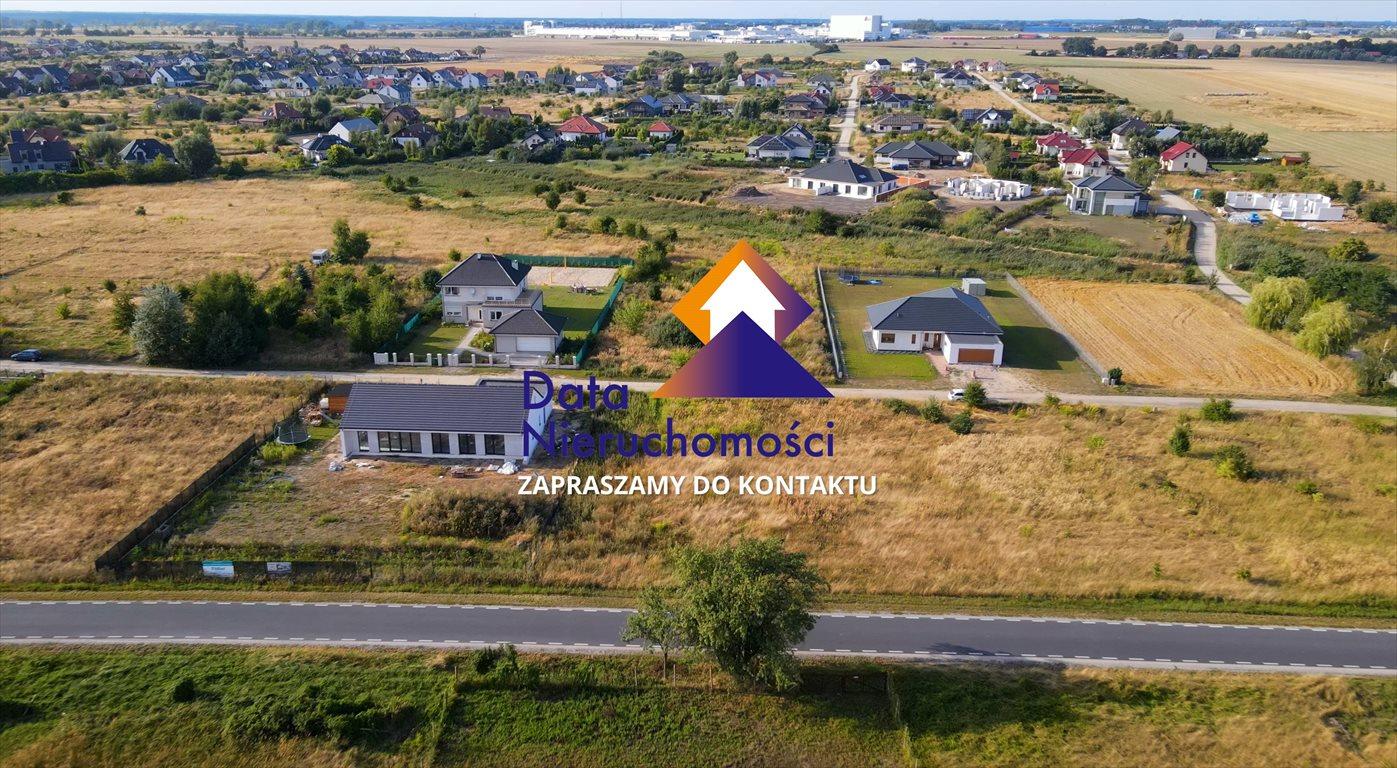 Działka budowlana na sprzedaż Lusówko, Albatrosa  1560m2 Foto 5