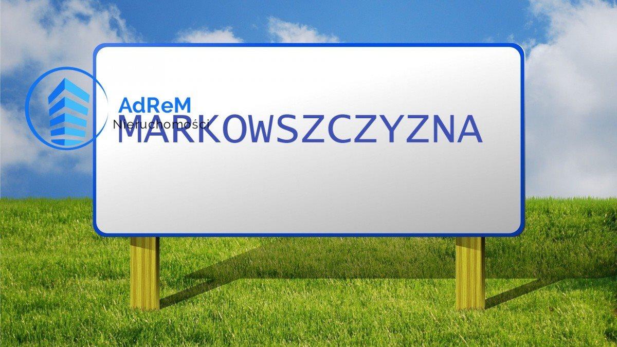 Działka inwestycyjna na sprzedaż Markowszczyzna  7500m2 Foto 1