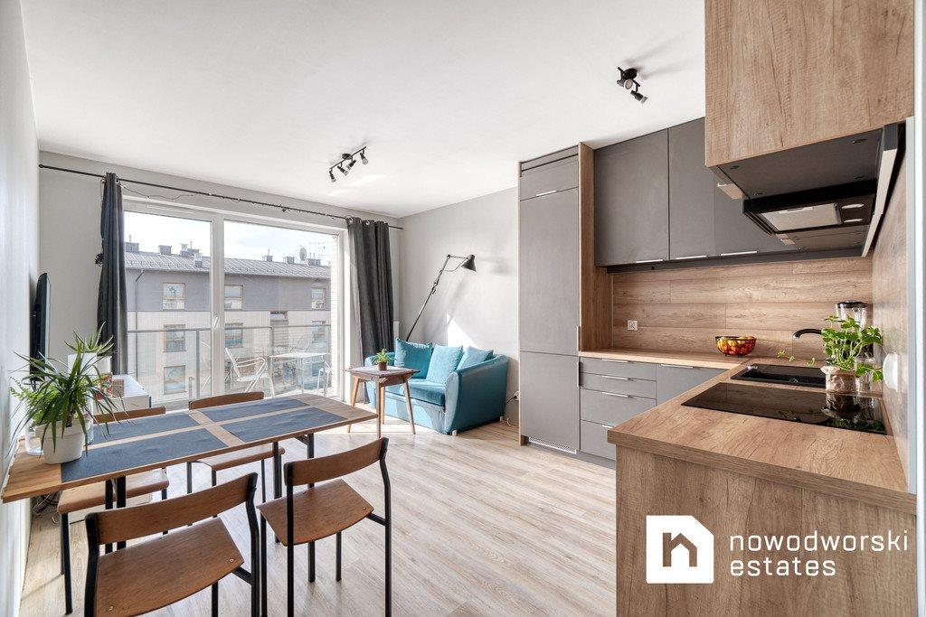 Mieszkanie dwupokojowe na wynajem Gdańsk, Orunia Górna, Kazimierza Wielkiego  39m2 Foto 2
