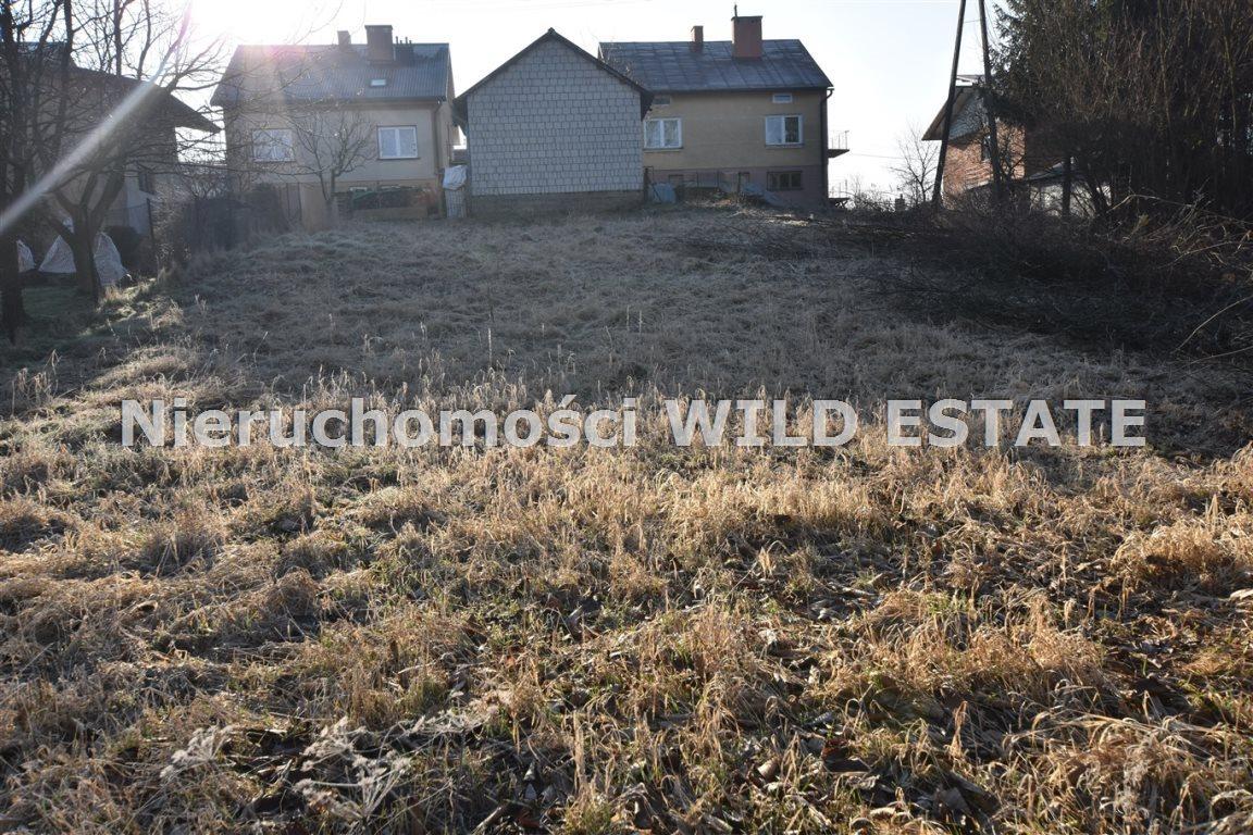 Działka rolna na sprzedaż Lesko  854m2 Foto 1
