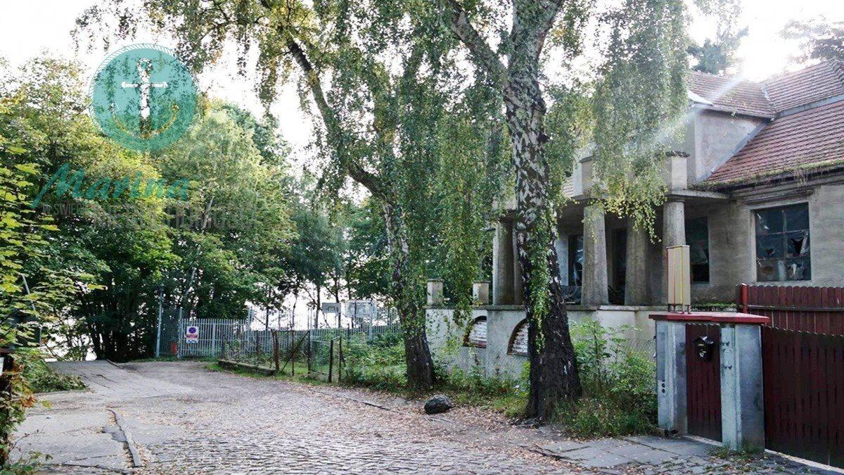 Działka budowlana na sprzedaż Gdynia, Kamienna Góra  1180m2 Foto 1