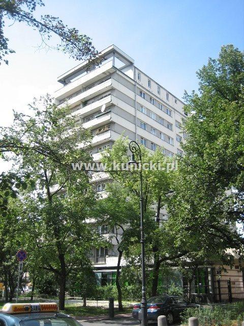 Mieszkanie dwupokojowe na wynajem Warszawa, Śródmieście, al. Aleje Ujazdowskie  28m2 Foto 1