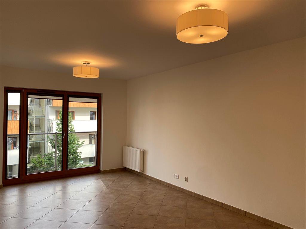 Mieszkanie dwupokojowe na wynajem Warszawa, Wilanów, Sarmacka 1a  53m2 Foto 1