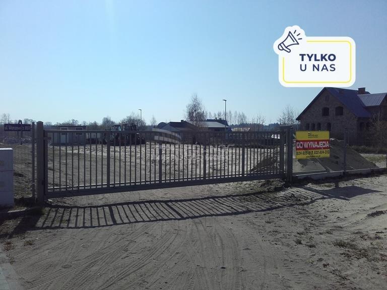 Działka komercyjna pod dzierżawę Olszewo-Borki, Warszawska  1100m2 Foto 1