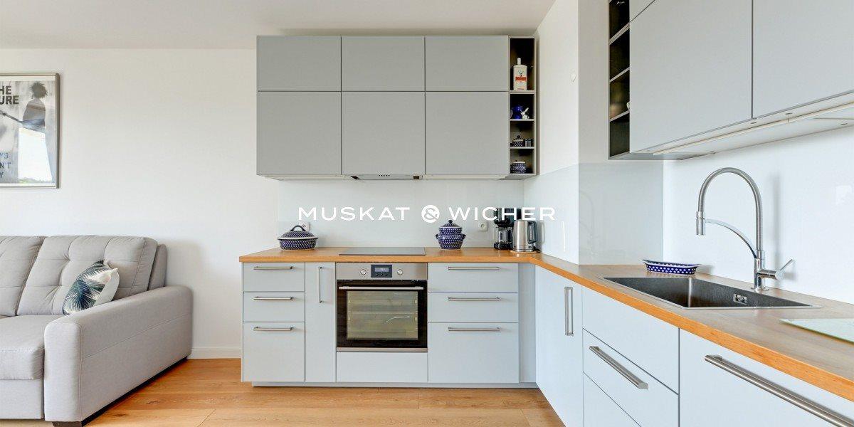Mieszkanie trzypokojowe na sprzedaż Gdańsk, Morena, Magellana  58m2 Foto 3