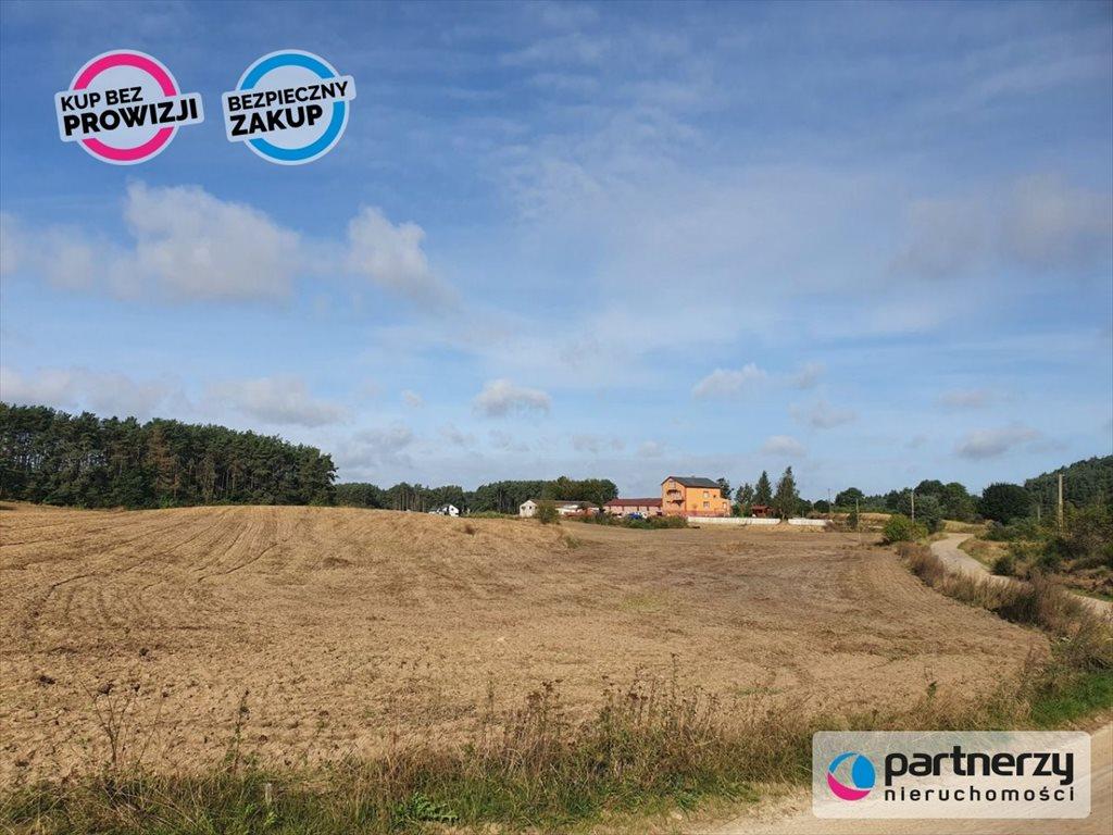 Działka rolna na sprzedaż Chwaszczyno, Rewerenda  1000m2 Foto 1
