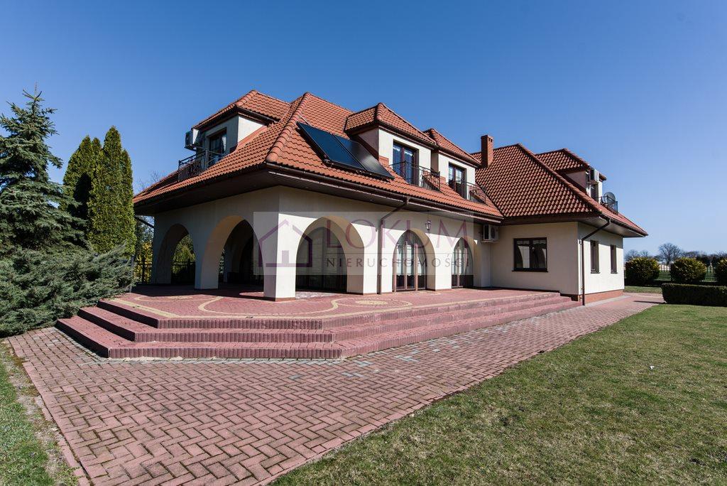 Luksusowy dom na sprzedaż Motycz  400m2 Foto 1