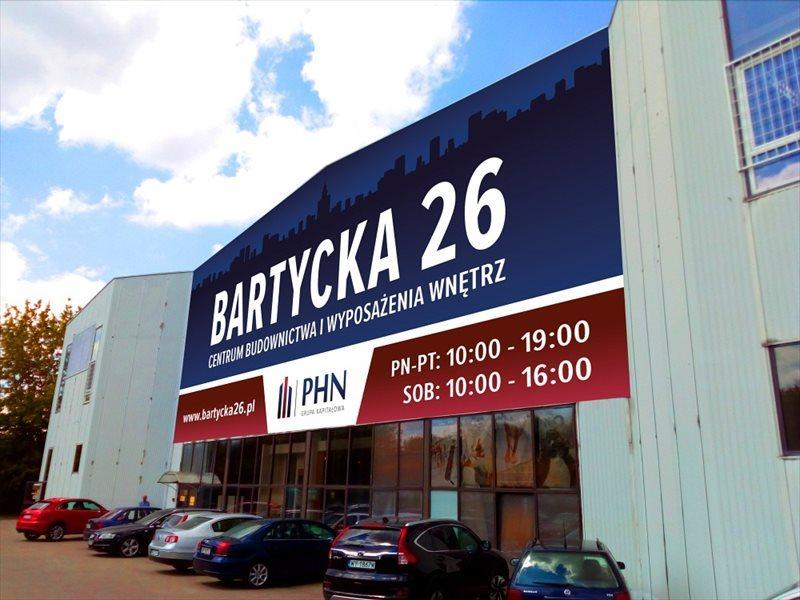 Lokal użytkowy na wynajem Warszawa, Mokotów, Bartycka 26  60m2 Foto 1