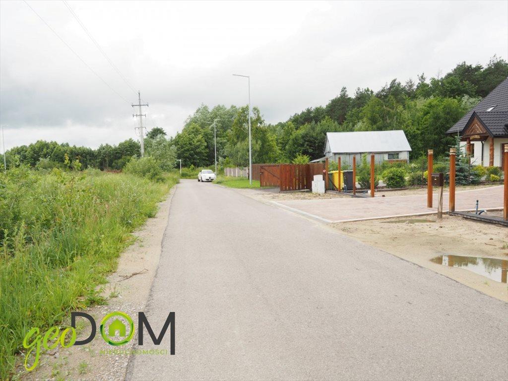 Działka budowlana na sprzedaż Okszów, Topolowa  1067m2 Foto 1