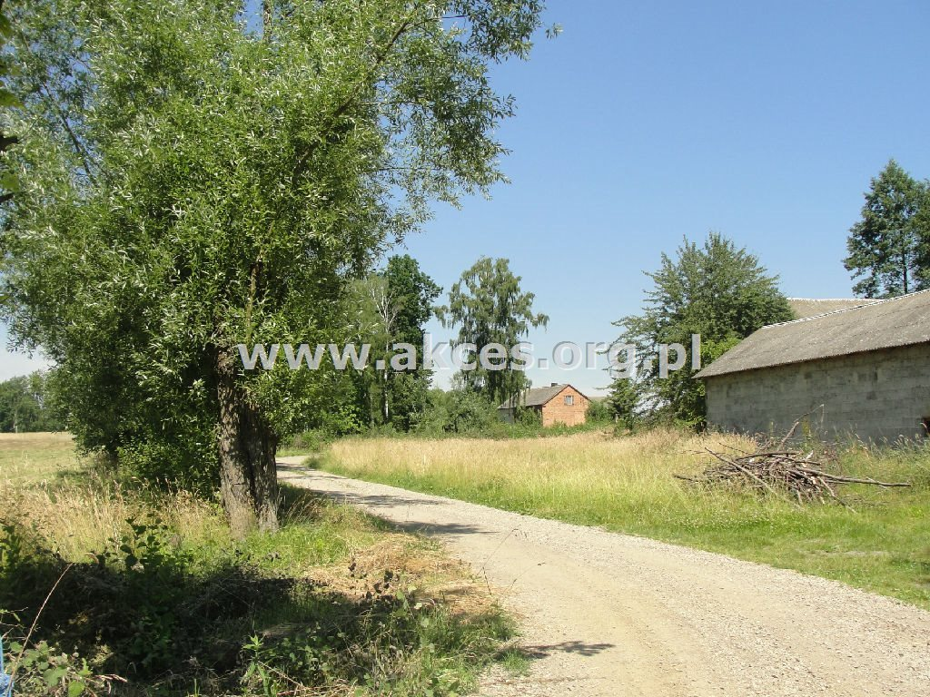 Działka rolna na sprzedaż Żyrów  166700m2 Foto 2