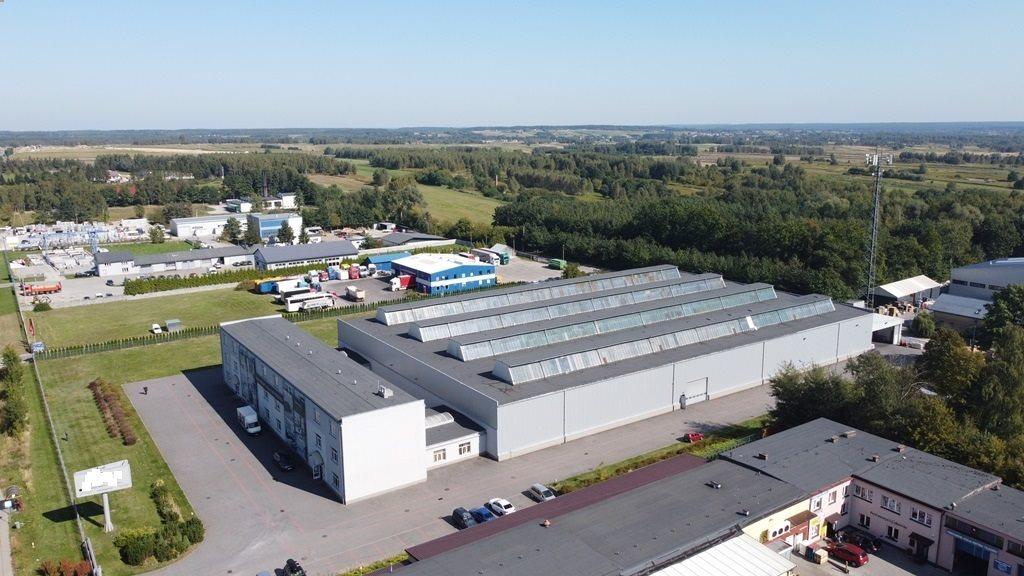 Lokal użytkowy na sprzedaż Sokołów Małopolski, Lubelska  8805m2 Foto 4