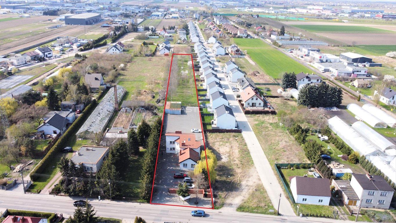 Lokal użytkowy na sprzedaż Komorniki, Żabikowska  323m2 Foto 5