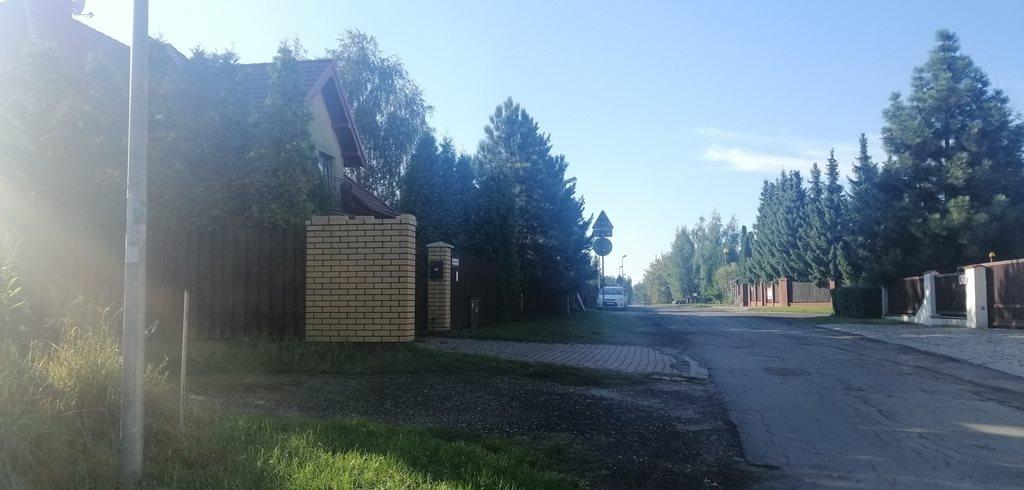 Działka budowlana na sprzedaż Stare Babice, Osiedlowa  800m2 Foto 6