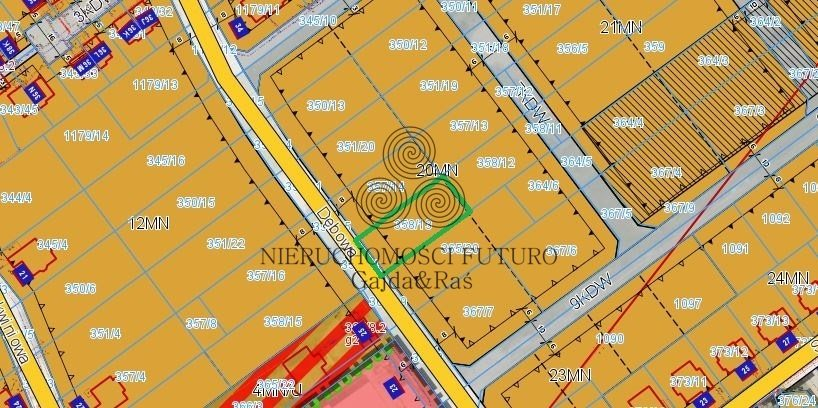 Działka budowlana na sprzedaż Skórzewo  715m2 Foto 6