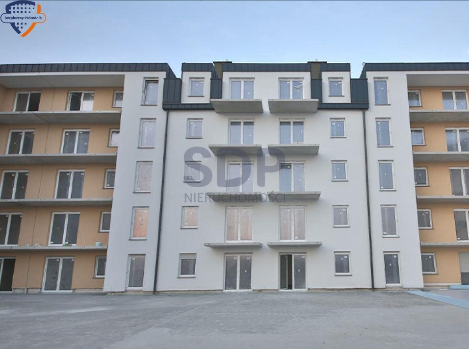 Mieszkanie dwupokojowe na sprzedaż Wrocław, Krzyki, Jagodno, Buforowa  52m2 Foto 1