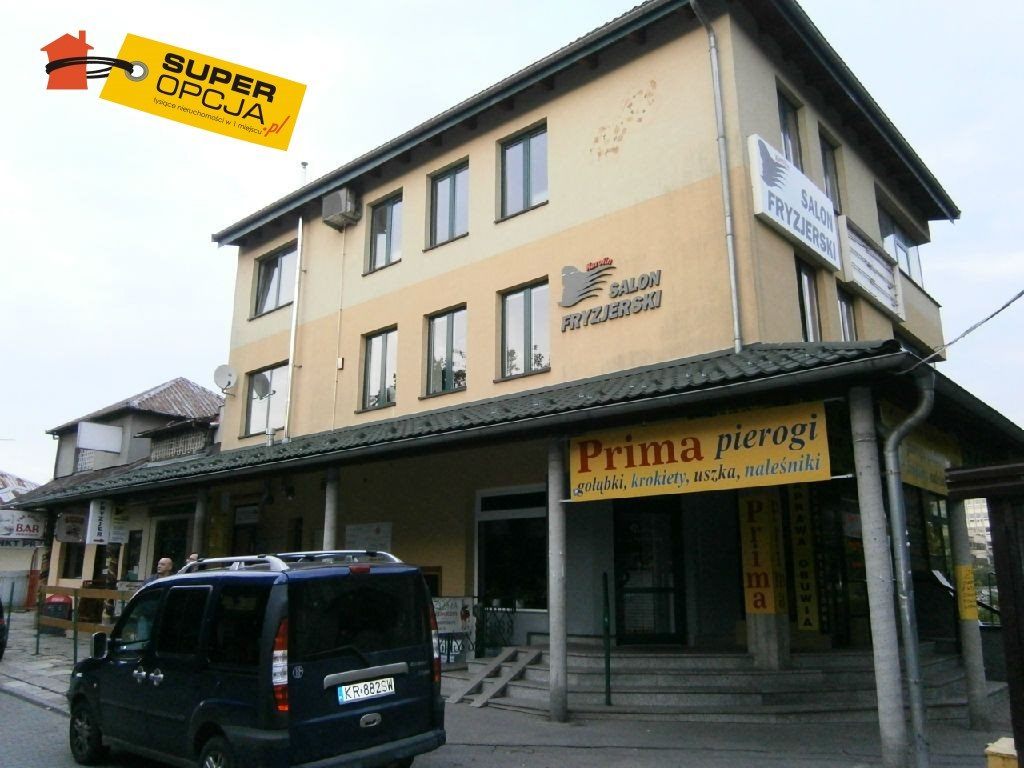 Lokal użytkowy na sprzedaż Kraków, Krowodrza  488m2 Foto 5