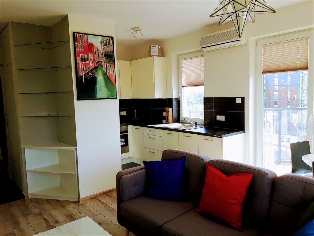 Mieszkanie dwupokojowe na wynajem Warszawa, Mokotów, Pohoskiego 2  48m2 Foto 3