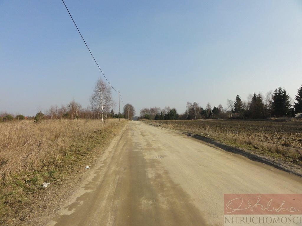 Działka budowlana na sprzedaż Jerzykowo  1135m2 Foto 11