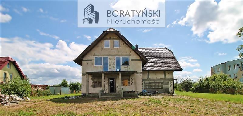 Dom na sprzedaż Mścice, Las, Przystanek autobusowy, Koszalińska  313m2 Foto 1